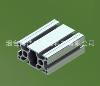 烟台40系列型材 40x80 6槽