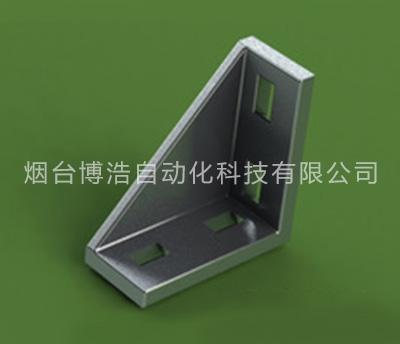 烟台40x80铝角件